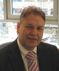 Udo Keuter, Bereichsleiter Informationstechnologie und Projektmanagement der Unfallkasse Post und Telekom UK PT