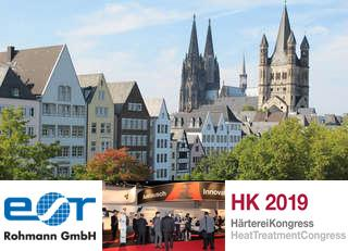 Once again our participation in the HeatTreatment Congress in Cologne proved to be a success!