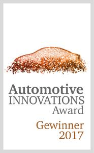AutomotiveINNOVATIONS Siegel, Foto: Schaeffler