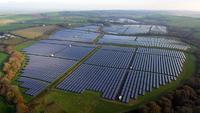 43.7 MWp Crundale Solar Farm in Pembrokeshire, UK