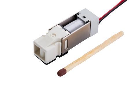 Die 2/2-Wege-Miniaturventile der Serie SX90-6G-3X: extrem klein und trotzdem sehr leistungsfähig / Foto: SMC Deutschland GmbH