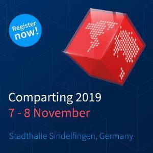 Comparting on November 7 - 8, 2019, Stadthalle Sindelfingen
