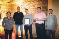 AHAG mit Bissantz Partner Award ausgezeichnet