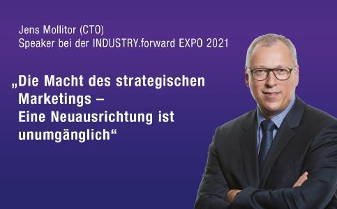 Zitat von Jens Mollitor, CTO bei Endrich Bauelemente Vertriebs GmbH