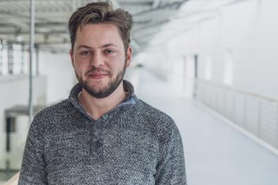 Mirko, unser Gründer und Geschäftsführer.