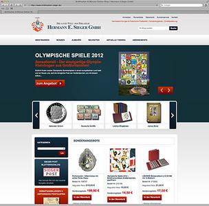 Fokus auf SEO: Wolter E-Marketing realisiert neuen Webshop für Briefmarken Sieger