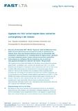 [PDF] Pressemitteilung: Gigabank von FAST sichert digitale Daten hochsicher und langfristig in der Schweiz