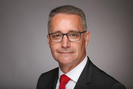 "Dr.-Ing. Kurt D. Bettenhausen, Board Member for ""New Technologies and Development"" at HARTING"