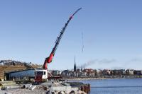 Strenx™ Performance Steel From SSAB Helps Fassi Obtain New Levels Of Crane Performance