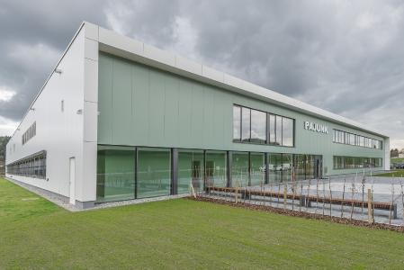 Pajunk-Firmengruppe Logistikstandort