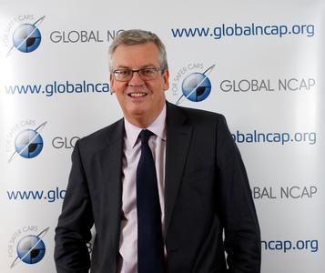 David Ward, Generalsekretär von Global NCAP