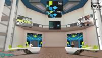 Lobby der digitalen Investor Days Thüringen