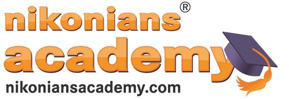 Logo Nikonians Academy