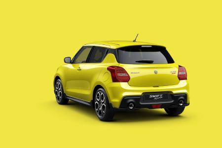 Neuer Suzuki Swift Sport kommt mit 1,4-Liter-BOOSTERJET-Motor