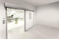 Powerdrive hermetic automatic sliding door system: A complete system for the most demanding requirements