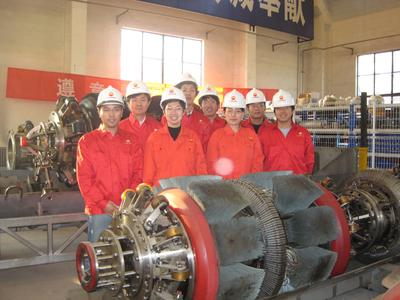 Image caption: S&T implements innovative project for the China National Petroleum Corporation. Copyright: CNPC