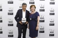 Ranga Yogeshwar zeichnet Manuela Engel-Dahan auch 2018 als TOP Innovator aus