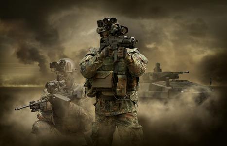 """Rheinmetall auf der Eurosatory: Moderne Systeme für moderne Streitkräfte - """"Force Protection Is Our Mission"""""""