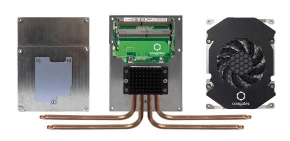 COPR2003 AMD Eco 100 Watt cooling