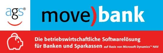 move)bank ERP-Banken Software auf Basis von MS Dynamics™ NAV