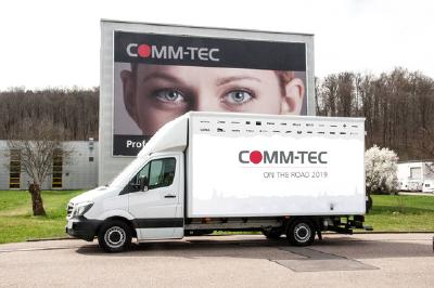 COMM-TEC on the Road 2019