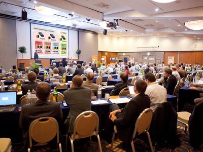 Das B&R User Meeting bietet ein informatives Programm für technisch Interessierte aus dem Maschinen- und Anlagenbau