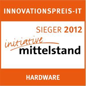 SMART ausgezeichnet mit Innovationspreis-IT 2012