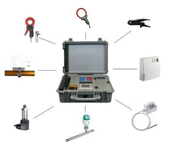 Arkadon Energy GmbH hat in Zusammenarbeit mit Phoenix Contact Deutschland GmbH, die Energiemesskofferlösung eco SMART Mobile für die Industrie- und Gebäudewirtschaft entwickelt