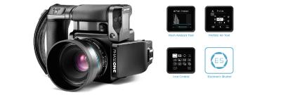 Phase One Releases XF Camera System Feature Update #3 Adding new functionality, new hardware and improved warranty