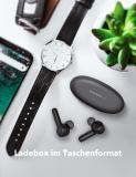 Bluetooth Kopfhörer begeistern mit branchenführender 40-Stunden-Wiedergabedauer