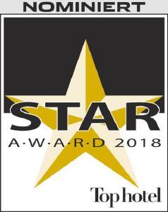 Logo Top Hotel Star Award