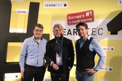 Education meets Technology bei der LEARNTEC 2020