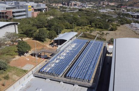 Industrial Solar_Fresnel_MTN_South_Africa_2