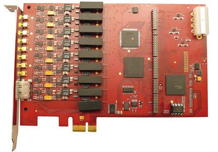 Analoge Messkarte ME-5200 für PCIe (AMC/Meilhaus)