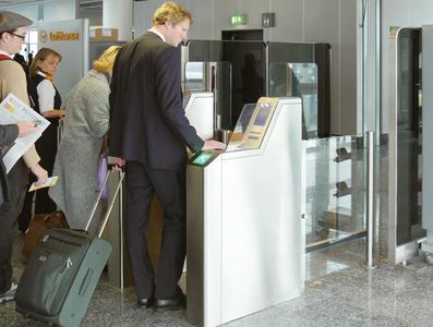 Kaba gewinnt Ausschreibung der Lufthansa AG und Fraport AG