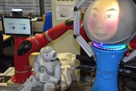Das RoboCup Team RT-Lions der Hochschule Reutlingen qualifiziert sich für die Weltmeisterschaft in Japan, Von: tec/pr-krk, Kerstin R. Kindermann