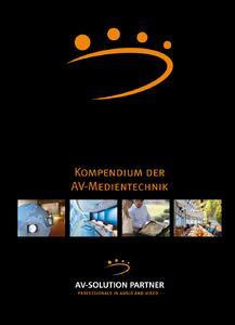 Neues Kompendium der AV-Medientechnik