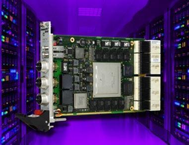 Extrem viele Daten? Extrem schneller CPCI-Serial-SBC mit 12-Core-QorIQ!