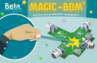 """Leiterplatten-Tool MAGIC-BOM® zur schnellen Erstellung einer """"Bill of Material"""" für bestückte Leiterplatten"""