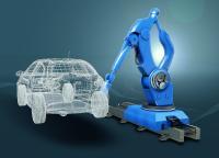 Speziell für das Handling besonders großer Lasten hat Nabtesco das RV-2800N entwickelt. Es unterstützt Nenndrehmomente von 28.000 Nm und ist damit das größte Präzisionsgetriebe der Welt.