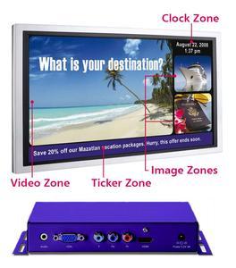 Digital Signage Komplettlösung von COMM-TEC