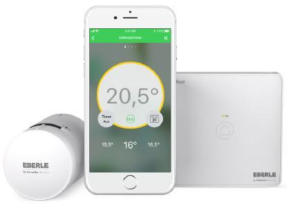 Mit dem Wiser Starter Kit Lite doppelt sparen: bei den Energiekosten und durch vielfältige Förderungen.