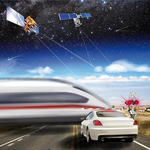Safer railroad crossings with ESA satellites /  Image source: Berner & Mattner Systemtechnik GmbH
