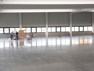 GreenLINE Floor Einen Boden wie diesen, mit Öko Komponente, kann die KSMA jetzt ihr eigen nennen