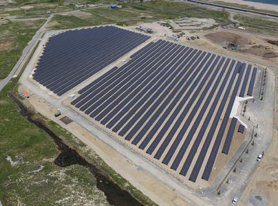 Okushima Kizuna Solarpark