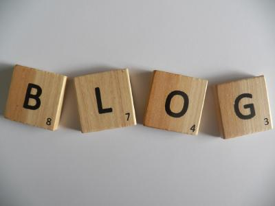 A blog can be a source of income...