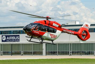 Airbus Helicopters starts delivery of EC145 T2 with DRF Luftrettung