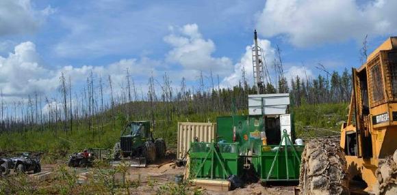 FCU Drilling Festland