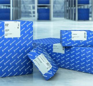 Motorservice New packaging design