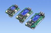 Die 80W STGMFS80-Serie arbeitet mit einem weiten Eingangsspannungsbereich von 4:1, der industrielle 12V-, 24V- und 48V-Systeme abdeckt.